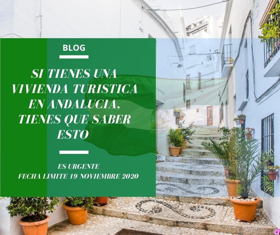 VTA VAR VIVIENDA TURISTICA ANDALUCIA